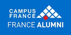 Logo Campus France France Alumni